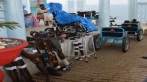 appareils offerts aux handicapés