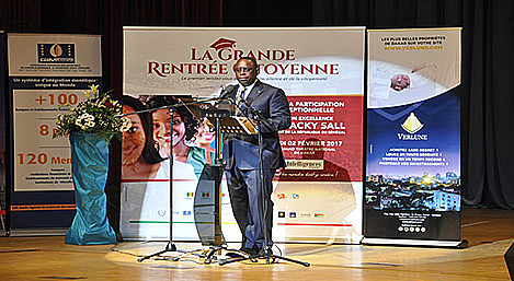 Discours Macky Sall Rentrée Citoyenne