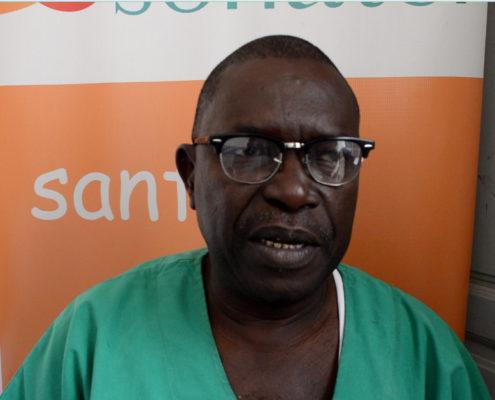 Docteur Boubacar SARR, Coordonnateur du Programme National de Promotion de la Santé Oculaire (PNPSO)