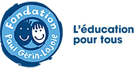 logo fondation paul gerin lajoie