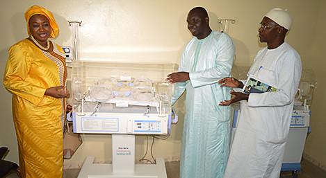 centre hospitalier Diourbel