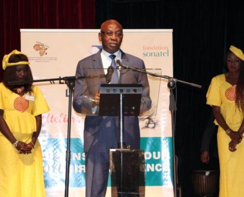 Discours du ministre de l'éducation aux graines d'excellence