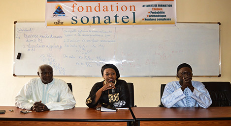 fondation sonatel excellence en maths