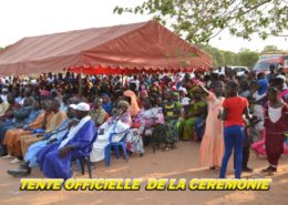 ceremonie don ecole matar dieme