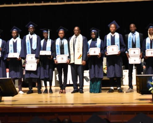 La Fondation Sonatel s'engage aux côtés du Ministère de l'Education Nationale pour la Promotion de l'Excellence